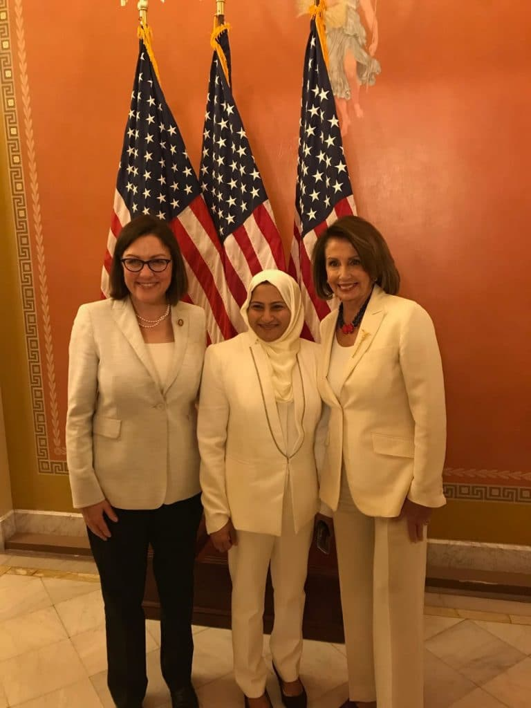 State of the Union, 2019 with Speaker Nancy Pelosi & Rep. Susan Delbene